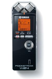 The Yamaha PockeTrak W24